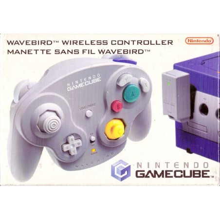 Controller Wireless Wavebird - Gamecube