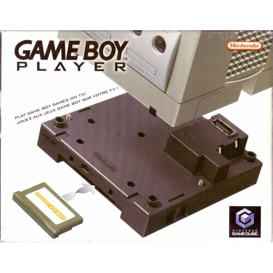Game Boy Player - Gamecube