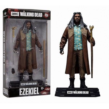AMC Action Figure -Ezekiel - The Walking Dead