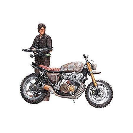 AMC Deluxe Boxed Set Action Figure -Daryl Dixon- The Walking Dead