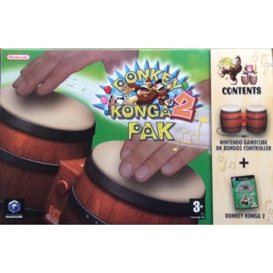 Donkey Konga 2 Pak - Gamecube