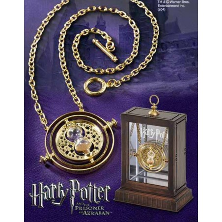 The Noble Collection Giratempo di Hermione - Harry Potter