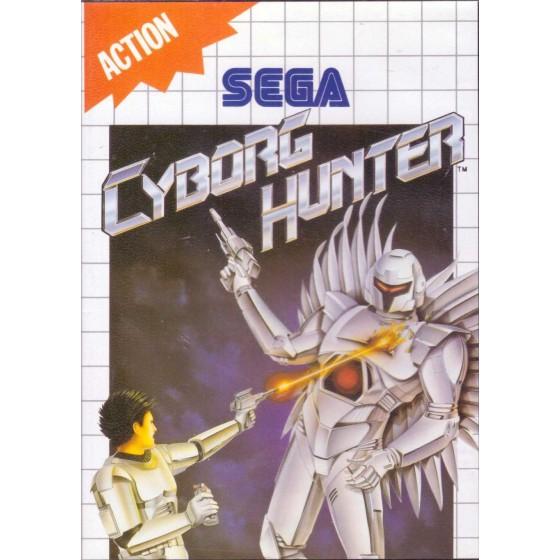 Cyborg Hunter - Master System