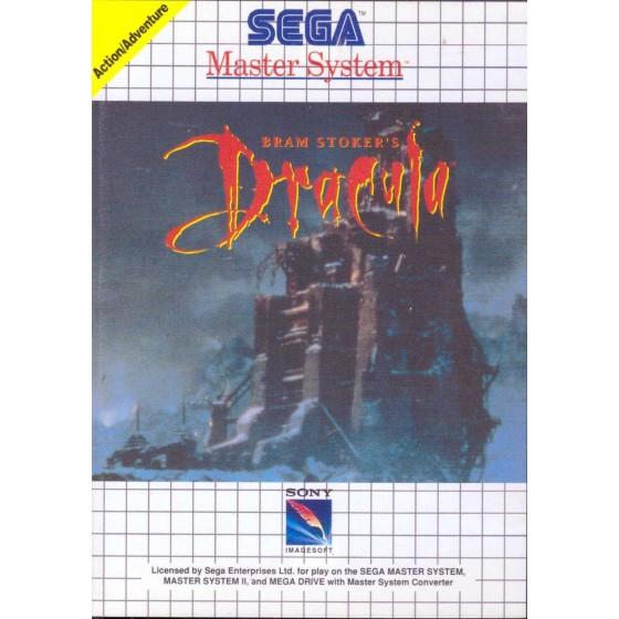 Bram Stoker's Dracula - SEGA Master System