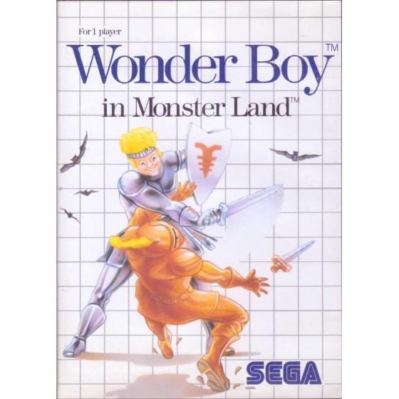 Wonder Boy in Monster Land - SEGA Master System usato