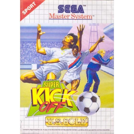 Super Kick Off - SEGA Master System