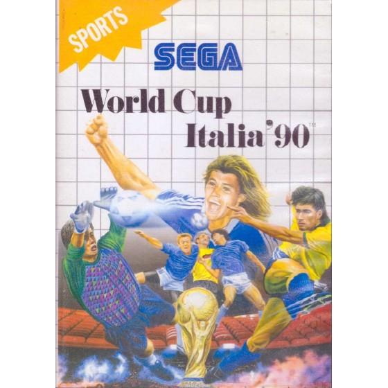 World Cup Italia '90 - SEGA Master System