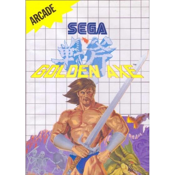 Golden Axe - SEGA Master System