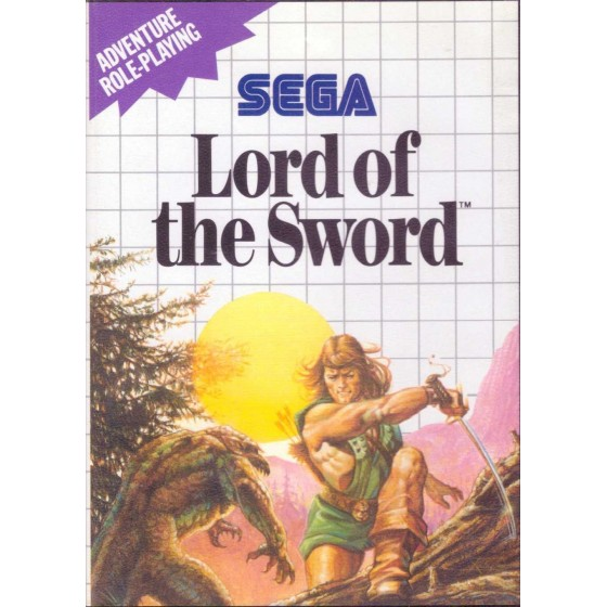 Lord of the Sword - Master System