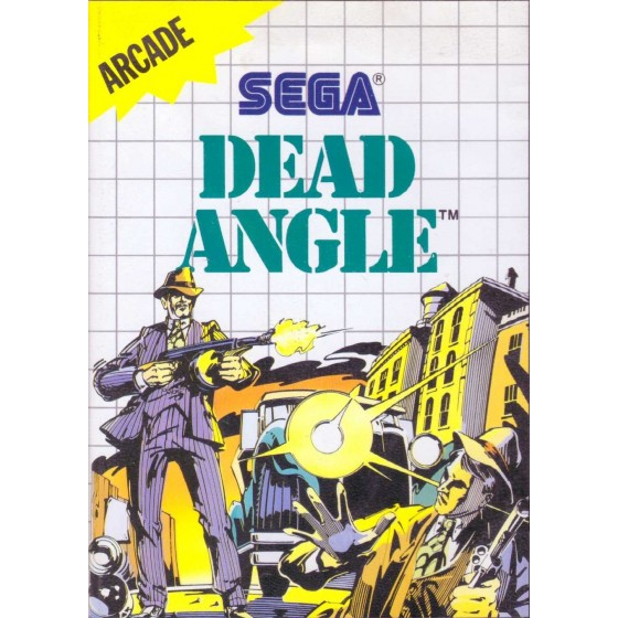 Dead Angle - Master System