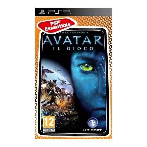Avatar - Essentials - PSP