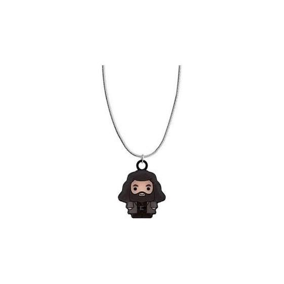 The Carat Shop Charm Collana con Ciondolo - Hagrid - Harry Potter