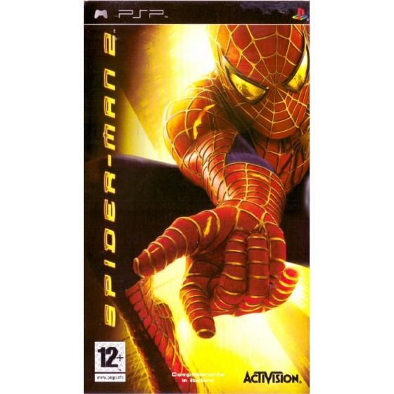Spider-Man 2 - PSP