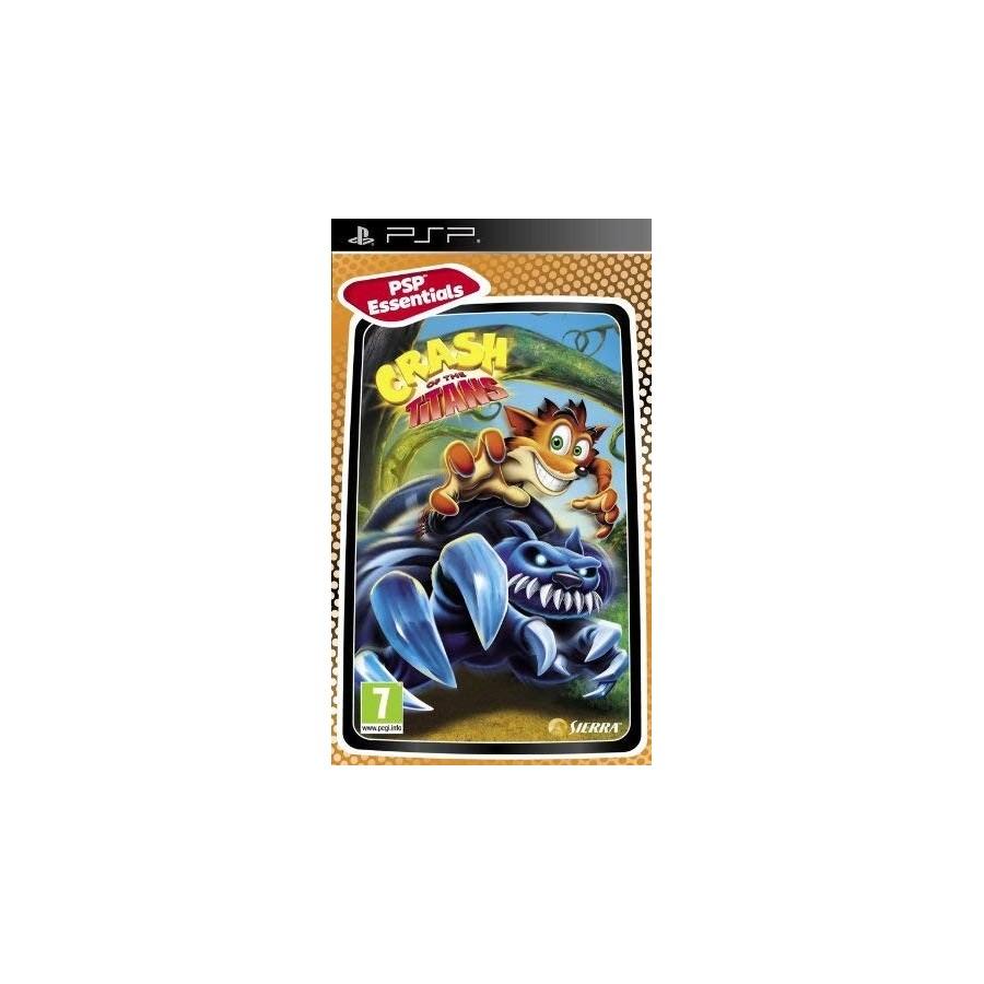 Crash of the Titans - Essentials - PSP