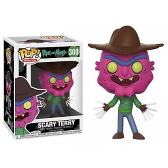 Funko Pop! - Scary Terry (300) - Rick & Morty