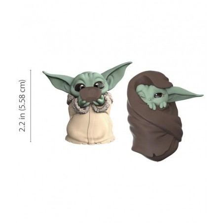 Star Wars - The Child al caldo con Zuppa e Coperta