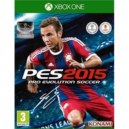 PES 2015 - Xbox One