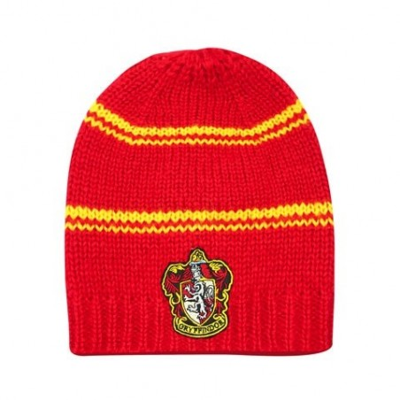 Cinereplicas Cappello di lana - Grifondoro Rosso - Harry Potter