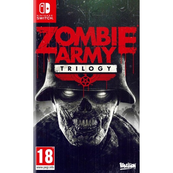 Zombie Army 4: Dead War  - Switch - The Gamebusters