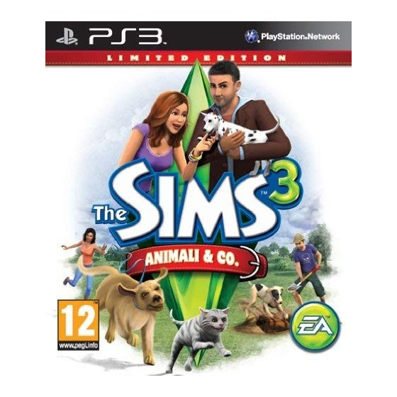 The Sims 3 Animali & Co. - PS3