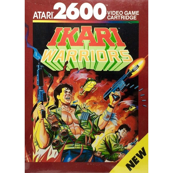 Ikari Warriors - Atari