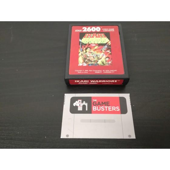 Ikari Warriors - Atari