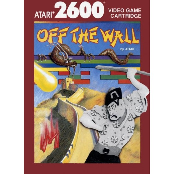 Off The Wall - Atari