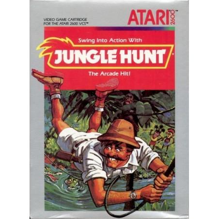 Jungle Hunt - Atari