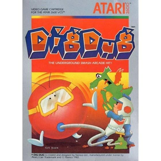 Dig Dug - Atari