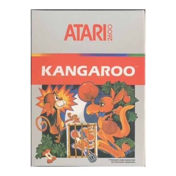 Kangaroo - Atari
