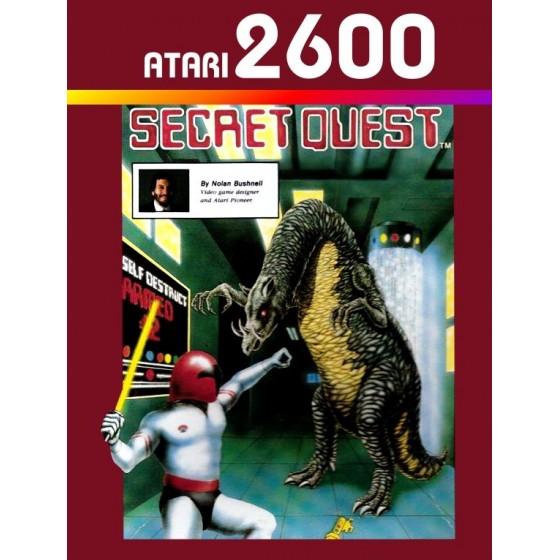 Secret Quest - Atari