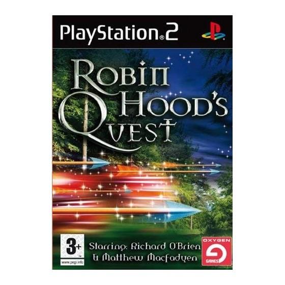Robin Hood's Quest - PS2