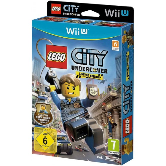 LEGO CITY Undercover - Limited Edition - Wii U
