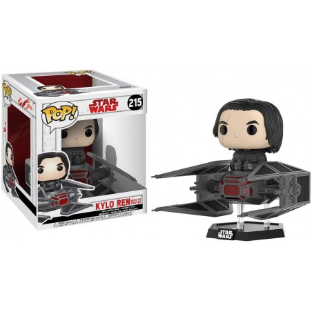 Funko Pop! - Kylo Ren With Tie Fighter (215) - Star Wars