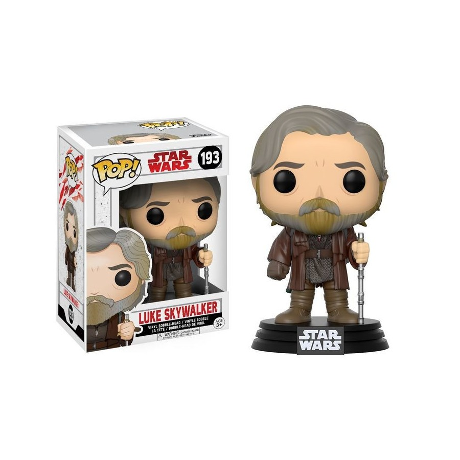 Funko Pop! - Luke Skywalker (193) - Star Wars