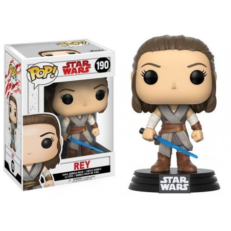Funko Pop! - Rey (190) - Star Wars