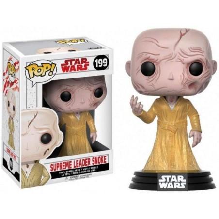 Funko Pop! - Supreme Leader Snoke (199) - Star Wars