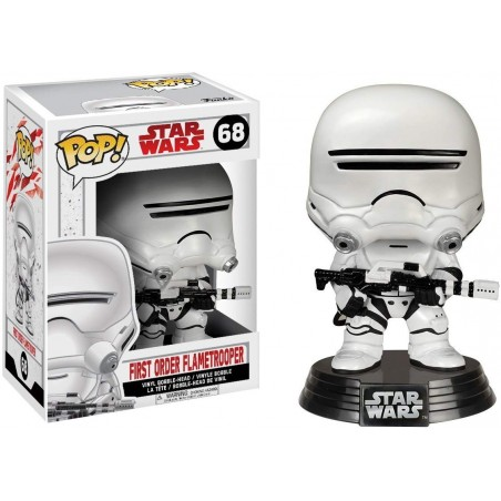 Funko Pop! - First Order Flametrooper (68) - Star Wars