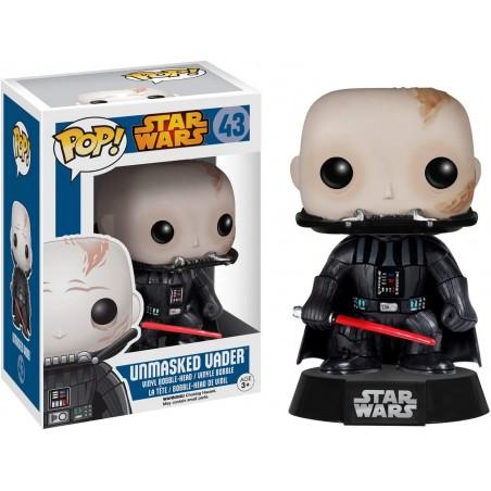 Funko Pop! - Unmasked Vader (43) - Star Wars