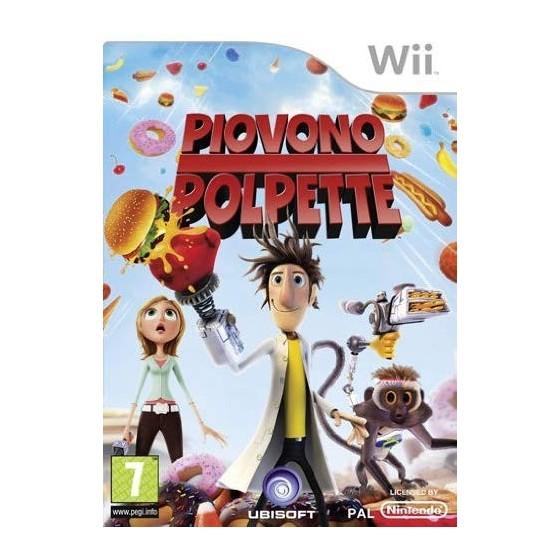 Piovono Polpette - Wii