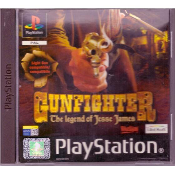 Gunfighter: The legend of Jesse James - PS1