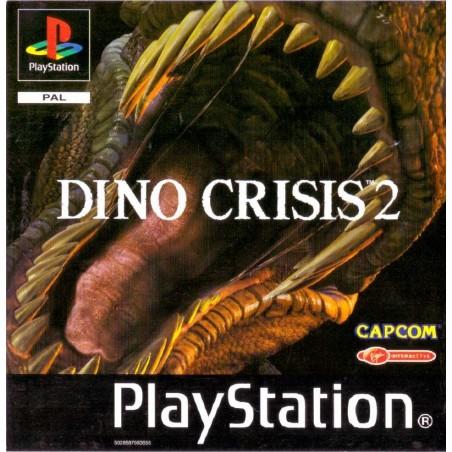 Dino Crisis 2 - PS1