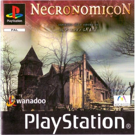 Necronomicon - PS1