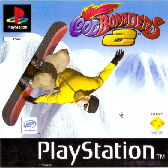 Cool Boarders 2 - PS1