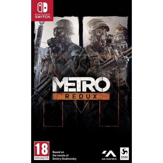Metro Redux - Switch - The Gamebusters