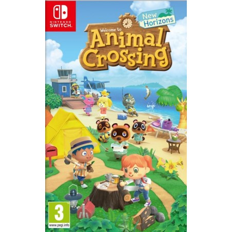 Animal Crossing: New Horizons - Switch