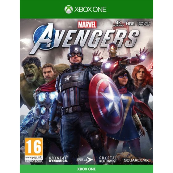 Marvel's Avengers - Xbox One - The Gamebusters