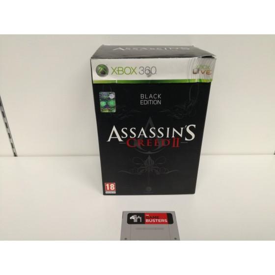 Assassin's Creed II - Black Edition - Xbox 360 usato
