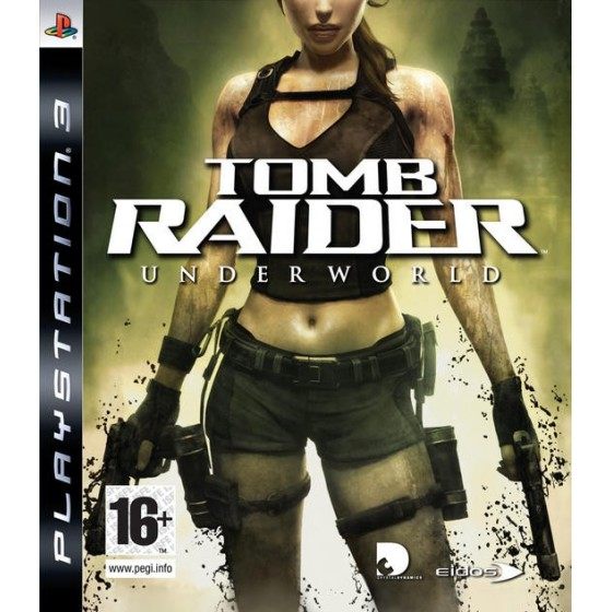 Tomb Raider Underworld - PS3