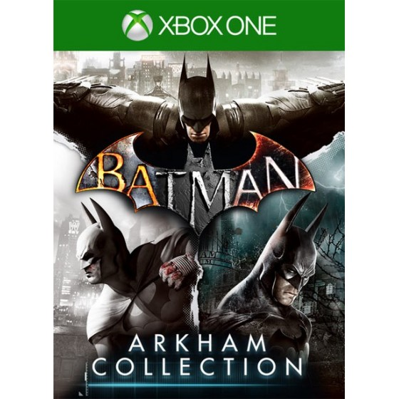 Batman Arkham Collection -  Xbox One - The Gamebusters